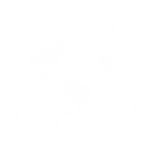 Biological Innovation - earth recycle icon